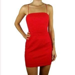 Urban Outfitters linen blend Colette mini dress